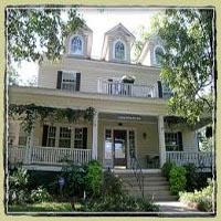 Cameron Park Inn B & B Best bed and breakfasts in NC