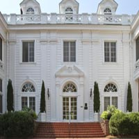 The Duke Mansion Best bed and breakfasts in NC