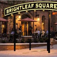 Brightleaf Square Best Attractions in NC