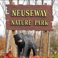 Neuseway Nature Park Day Trips for Kids in NC