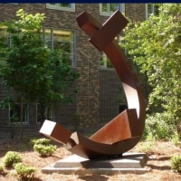 the-beber-sculpture-garden-nc