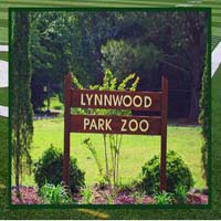 Lynnwood Park Zoo Day Trips for Kids in NC